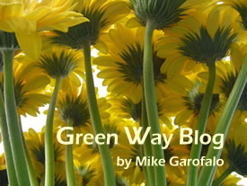 Green Way Blog by Mike Garofalo